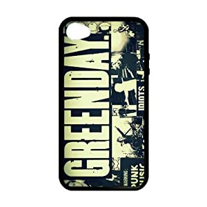 Generic Green Day The Band Custom Cover Case For IPhone4/IPhone4S (Laser Technology)