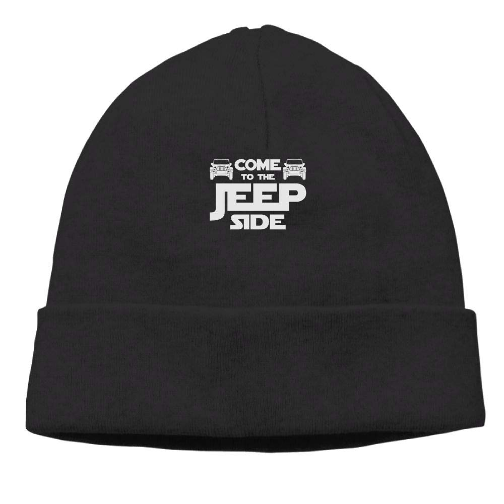 Come to The Jeep Side Beanie Hats Knit Cap Unisex