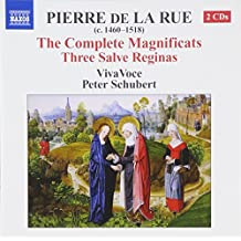 Complete Magnificats with Antiphons