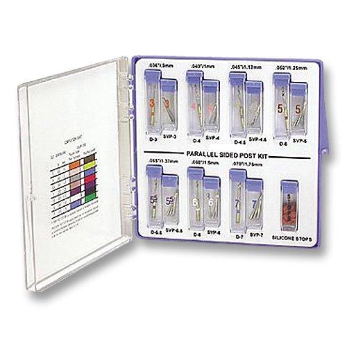 iSmile Titanium Vented Posts Kit