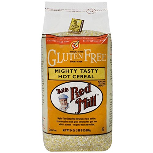 Gluten Free Mighty Tasty Hot Cereal 24 Ounce (680 g) ()