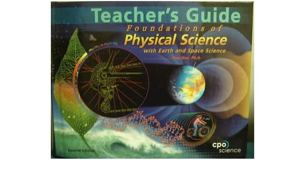 Foundations of Physical Science with Earth and Space Science