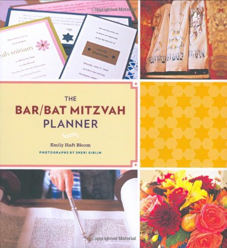 The Bar/Bat Mitzvah Planner (Bar Bat Mitzvah Planning)