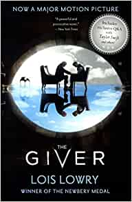 amazoncom the giver movie tiein edition turtleback