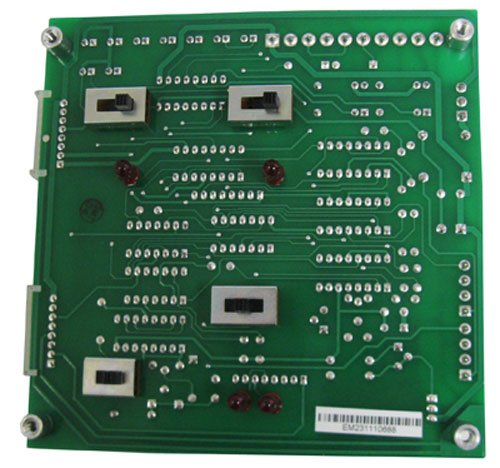 Pentair PCLX80 Power Centers and RF Receivers Circuit Board Replacement ComPool LX80 Pool and Spa Automation Control System ()