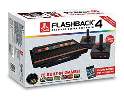 At games atari flashback 4 classic game console video games - Atari flashback 3 classic game console ...