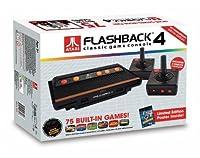 At Games Atari Flashback 4 Classic Game Console