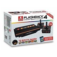 Atari Flashback 4 Console (Electronic Games)
