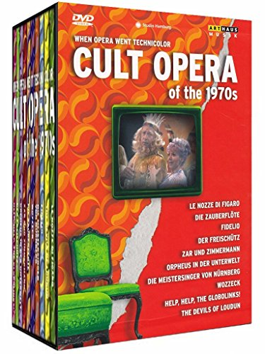Cult Opera of the 1970s ()