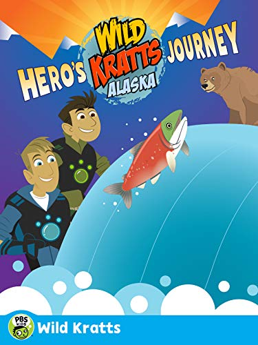 Wild Kratts: Alaska- Hero's -