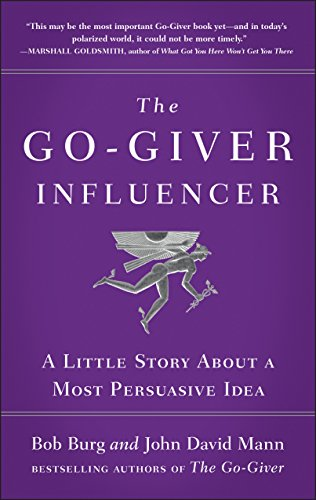 Amazon the go giver influencer a little story about a most the go giver influencer a little story about a most persuasive idea by fandeluxe Gallery