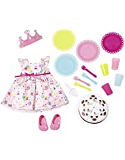 Zapf Creation 825242 Baby Born Deluxe Party Set, bunt