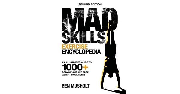 Amazon.com: Mad Skills Exercise Encyclopedia (2nd Edition ...