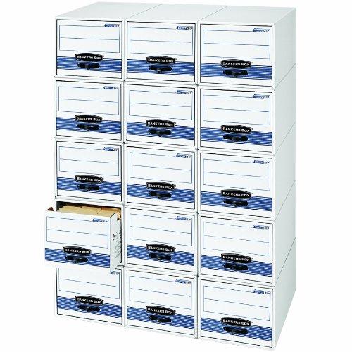 Bankers Box STOR/DRAWER STEEL PLUS Extra Space-Saving Filing