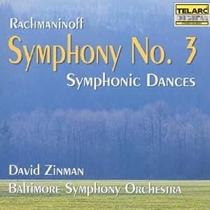 Rachmaniov: Symphony, No. 3 / Symphonic Dances