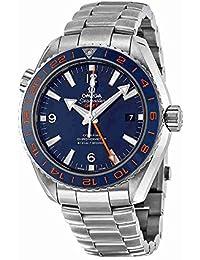 Planet Ocean Blue Dial Stainless Steel Mens Watch 232.30.44.22.03.001