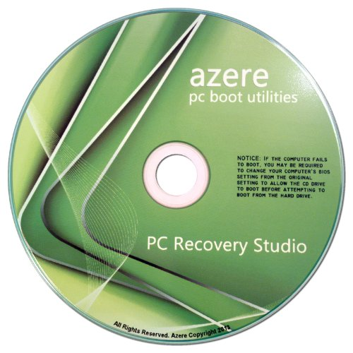 Azere PC Utilities - Insert & Boot Instant Operating System for Windows - Linux - Mac
