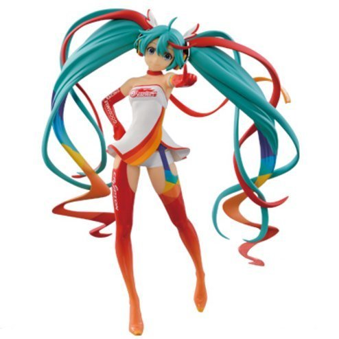 Banpresto Hatsune Goodsmile Racing Action