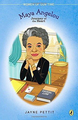Maya Angelou: Journey of the Heart (Rainbow Biography)