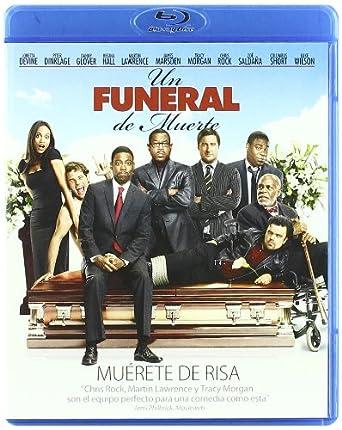 Un Funeral De Muerte - Bd [Blu-ray]: Amazon.es: Keith David ...