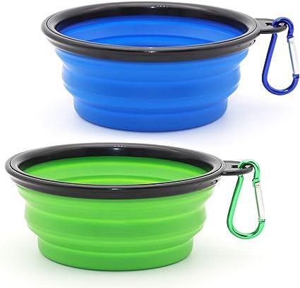 SLSON Collapsible Dog Bowl