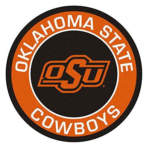 FANMATS 18631 Oklahoma State University Roundel -