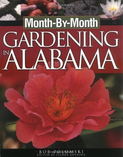Month-by-month Gardening In Alabama by Robert Polomski - In Shopping Palm Malls Springs