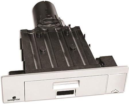 SWEEPOVAC Silver Slim SVP SL1 - Aspirador empotrable para cocina con tubo extensible (El cepillo de escoba aspiradora): Amazon.es: Hogar