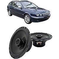 Fits Jaguar X-type 2001-2008 Front Door Factory Replacement Harmony HA-R65 Speakers New