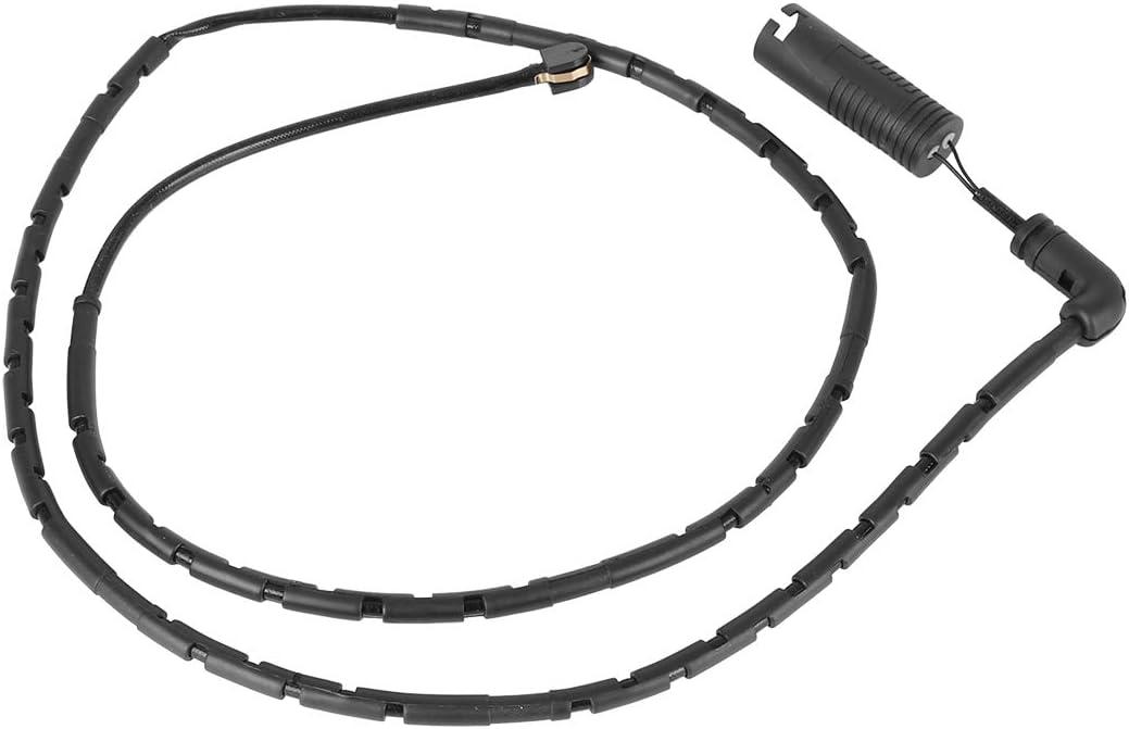 X AUTOHAUX 34353411757 Auto Vehicle Rear Brake Pad Wear Sensor for 2004-2010 BMW X3