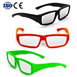 Solar Eclipse Glasses CE and ISO Certified - Safe