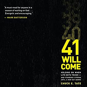 41 Will Come Audiobook