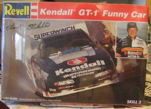 REVELL-MONOGRAM 7604 Chuck Etchells Kendall GT-1 Funny Ca...