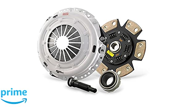 Amazon.com: Clutch Masters 07212-HDCL-XH Single Disc Clutch Kit with Heavy Duty Pressure Plate (Ford Focus ST 2013-2014 .): Automotive