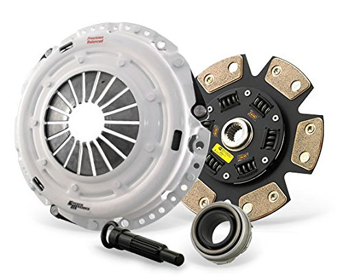 (Clutch Masters 17020-HDC6-X Single Disc Clutch Kit with Heavy Duty Pressure Plate (Audi A3 2006-2008 .))