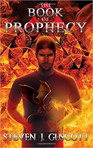 Book The Book of Prophecy by Steven J. Guscott (2015-01-14)