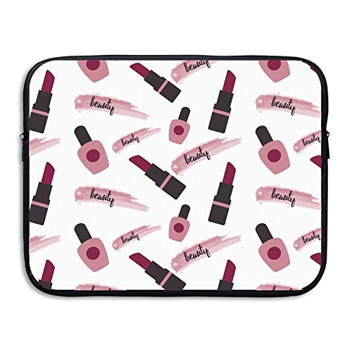 Reteone Laptop Sleeve Bag Beauty Lipstick Make Up Art Cover Computer Liner Package Protective Case Waterproof Computer Portable Bags -