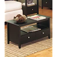 Espresso Furniture Collection - Coffee Table