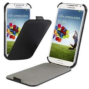 Evecase Classic Premium Leather Flip Case for Google Nexus 5 (T-Mobile, Sprint Version Compatible) – Black