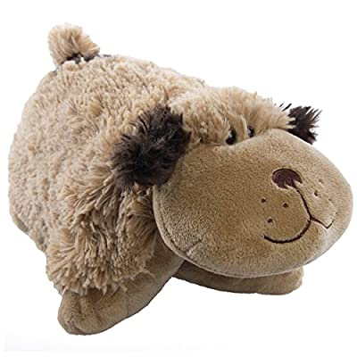 Pillow Pets Pee Wee 11 Inch Super Soft Stuffed Animal Pillow For Kids Toddlers Babies Cute Plush Toys: Toys & Games