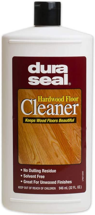 Amazon Com Dura Seal Hardwood Floor Cleaner 32oz Home Kitchen