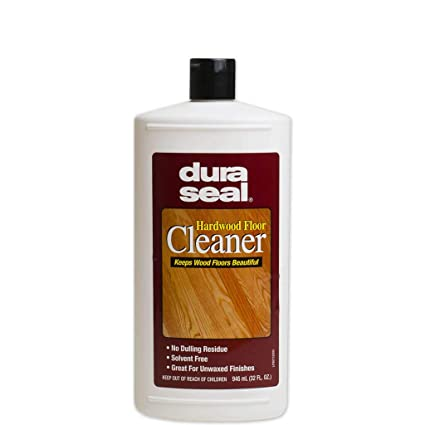 Amazoncom Dura Seal Hardwood Floor Cleaner 32oz Home Kitchen