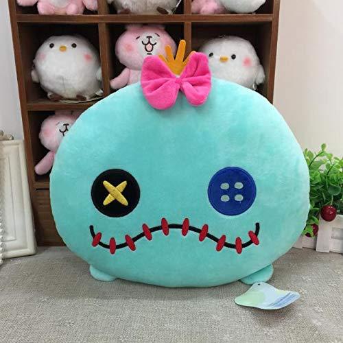 Best Quality - Movies & TV - Lilo and Stitch Cute Scrump Plush Pillow Toy Soft Cushions Doll - by Pasona - 1 PCs by Pasona