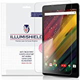 HP 10 G2 Tablet 2301 Screen Protector [2-Pack], iLLumiShield - Japanese Ultra Clear HD Film with Anti-Bubble and Anti-Fingerprint Invisible Shield