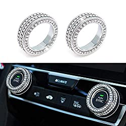 Civic Bling AC Heater Climate Control Knob