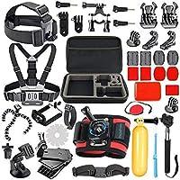 SmilePowo 42-in-1 Accessories Kit for GoPro HERO7...