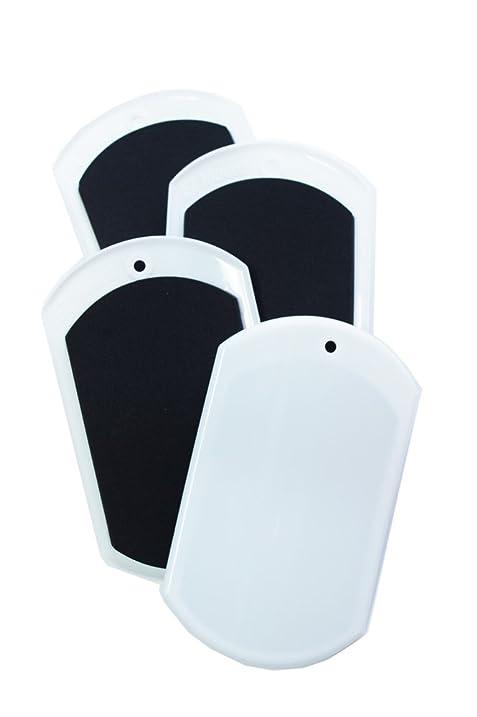 EZ Moves II Furniture Slides, 4 Pack