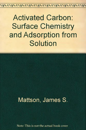 activated carbon adsorption - 8