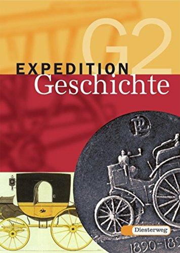 Expedition Geschichte G - 4-bändige Ausgabe: Band 2: Klasse 7 / 8: Vom frühen Mittelalter bis zur Industrialisierung Gebundenes Buch – 5. April 2004 Florian Osburg Dagmar Klose Diesterweg Moritz 3425032623