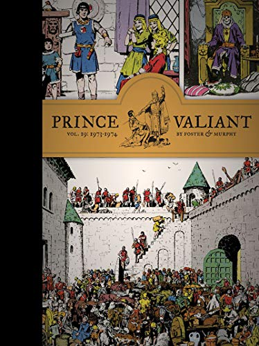 Pdf Graphic Novels Prince Valiant Vol. 19 1973-1974